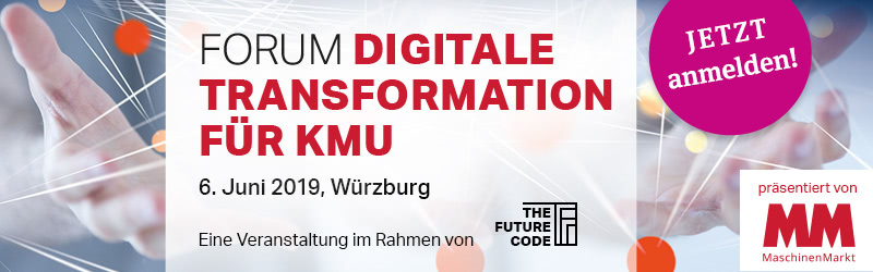 Forum DIGITALE TRANSFORMATION FÜR KMU