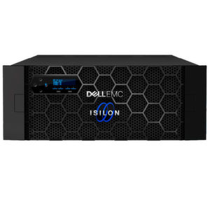Scale-Out-NAS mit bis zu 79,6 PB Platz: Dell EMC Isilon F810.