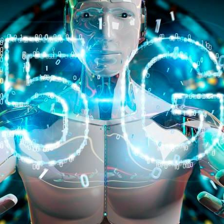 With the adoption of 5G along with impressive IoT connections, AI can quickly learn from its