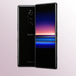 Sony stattet Xperia 1 mit Kino-Format-Display aus