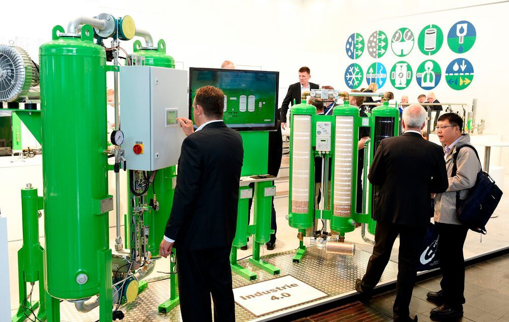 Comvac: Leading International Trade Fair for Compressed Air and Vacuum Technology, Hall 26