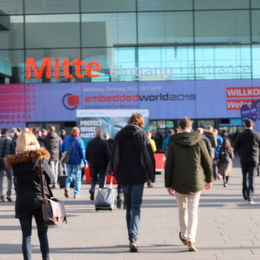 Die Embedded World 2019 in Bildern