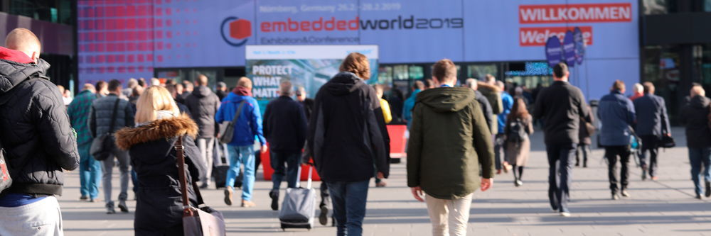 Das war die Embedded World 2019.