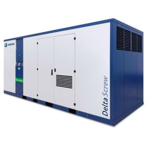 According to the manufacturer, all Class E screw compressors score points with a strong energy balance