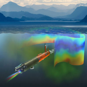 Smart Underwater Vehicle Maps Phytoplankton in the Ocean