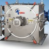 Lump Breaker Reduces Agglomerates into Particles Down to 2 mm