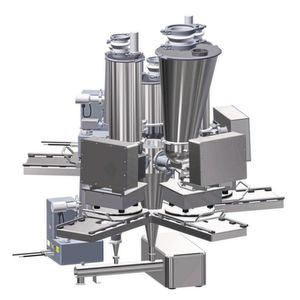 Feeding Continuous Pharma Processes