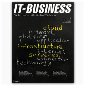 Cloud Infrastructure Services: ein Business mit vielen Chancen.