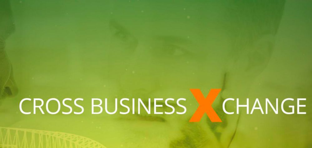 Cross Business Xchange Beim Event Cross Business Xchange kommen New Work & Performance Management zusammen. Geplant ist