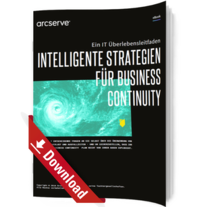 Intelligente Strategien für Business Continuity