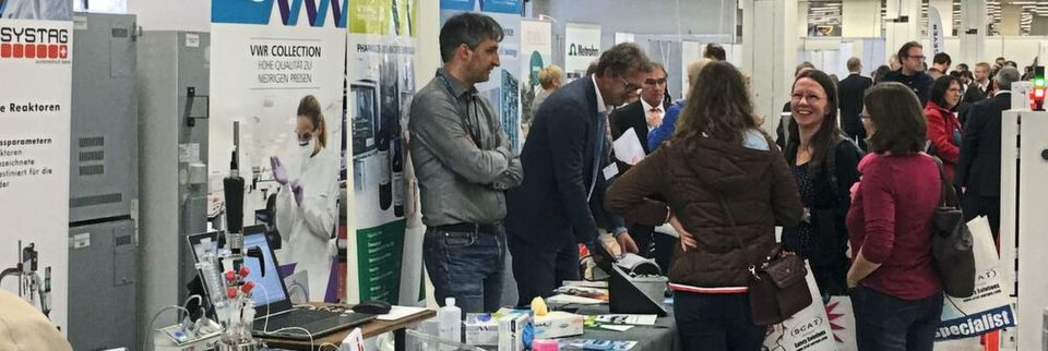 In addition to major industry events such as Analytica, the Lab-Supply has established itself as an efficient exhibition format that is equally appreciated by visitors and exhibitors alike.