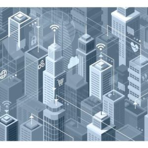 Four core aspects of a 'smart city'