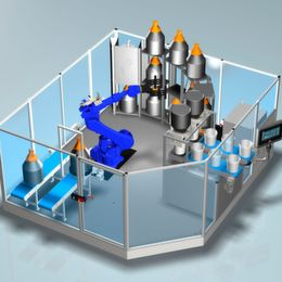 Automating Raw Materials Handling for the Chemical, Pharmaceutical and Food Industries