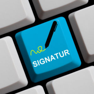 Digitale Signaturen in Europa
