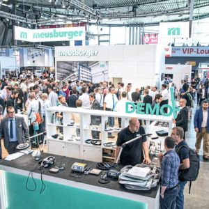 The Meusburger Group presents tried and trusted as well as new products at the Moulding Expo 2019.