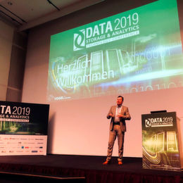 DATA Storage & Analytics Technology Conference 2019 in Hamburg