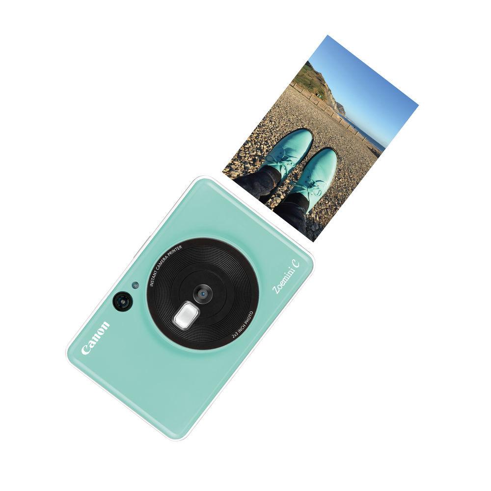 Sowohl Der Canon Zoemini S Als Auch Der Canon Zoemini C