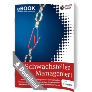 eBook: Schwachstellen-Management