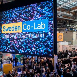 Sweden was the partner country at Hannover Messe 2019.