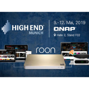 Qnap zeigt NAS-Highlights auf der High End 2019