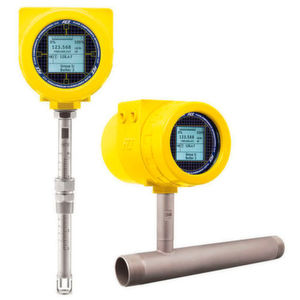 FCI's innovative AST thermal mass flow technology for the ST80 flow meters features an innovative hybrid sensor drive.