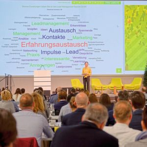 Von der Customer Journey bis zum Social Selling – der Lead Management Summit 2019