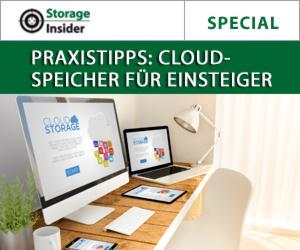 """Willkommen in unserem Special """"Cloud-Speicher für Einsteiger"""""""