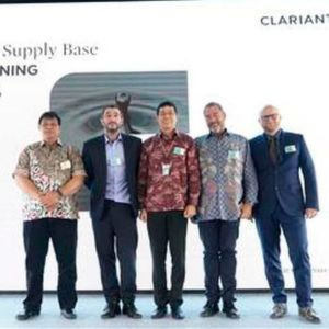 The opening ceremony, held at the new base, was attended by government officials and Clariant customers in the region.