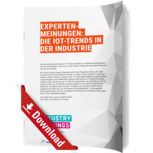 Die IoT-Trends in der Industrie