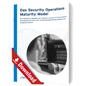 Das Security Operations Maturity Model