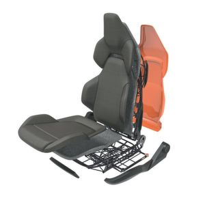 The ultra-lightweight seat concept of CSI Entwicklungstechnik is a current example of the innovative strength of engineering service providers.