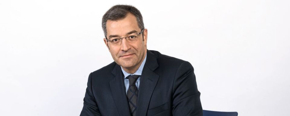 Agustín Martín ist CEO bei Toyota Connected Europe und Vice President Mobility & Connected Car bei Toyota Europe.