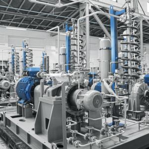Titanium, Fighting Against Corrosion: Pumps for the Refinery Industry
