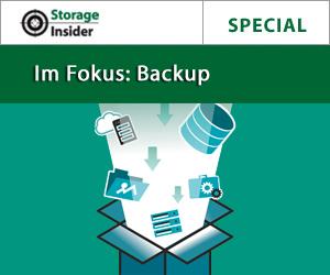 """Willkommen in unserem Special """"im Fokus: Backup"""""""