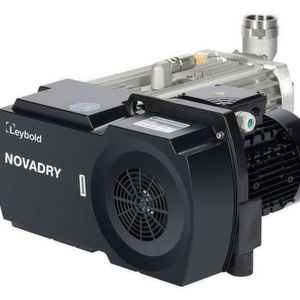 Leybold's innovative Novadry is a new 100 % oilfree, air-cooled pump, which will be launched at the IFFA.
