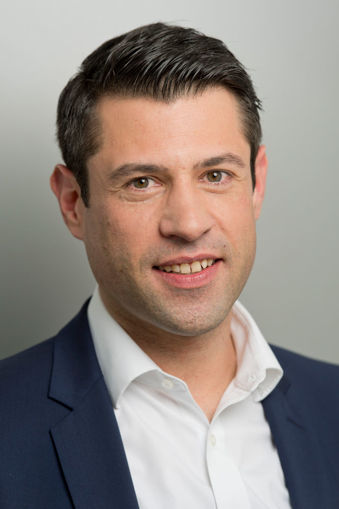 Mathias Wenig, Senior Manager Technology Sales und Digital Transformation Specialists, DACH bei Veritas Technologies.