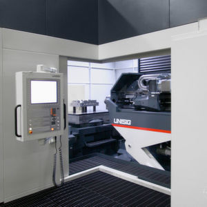 Seven manufacturing solutions - deep drilling and milling centres