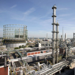 Marl Chemical Park - Evonik reorganizes its polyamide business.