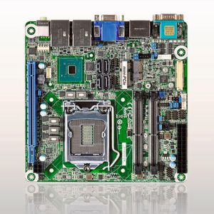 Mini-ITX-Board für Intels Core-i-Familie
