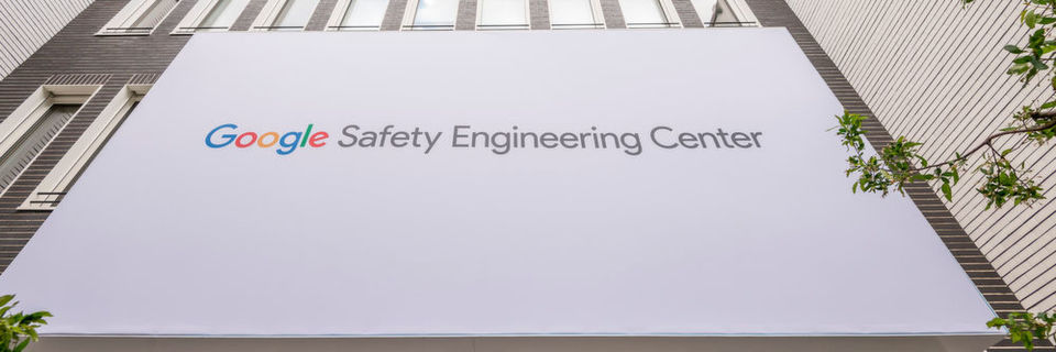Eröffnung des Google Safety Engineering Center (GSEC) in München