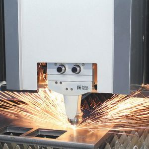 Laser cutting of sheet metal - how it works