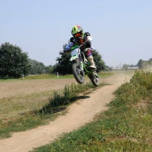 High Voltage Racing: Elektrische Kinder-Motocross-Bikes