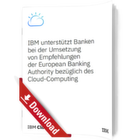 Cloud-Computing im Bankwesen