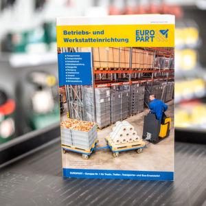 Neuer Katalog Betriebs Und Werkstatteinrichtung