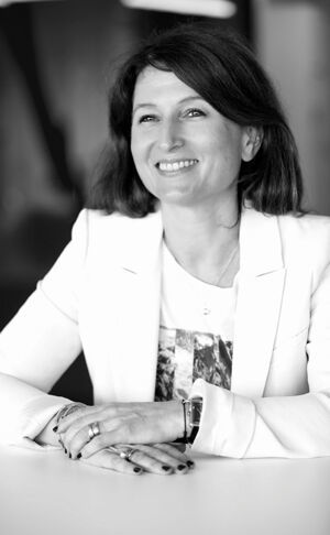 Karine Picard, EMEA Vice President, Applications Strategy & Sales Development bei Oracle.