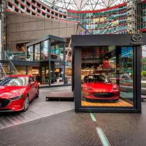 Mazda: Pop-up-Tour statt IAA