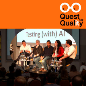 KI im Fokus der Quest for Quality 2019