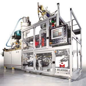 Milacron sells Uniloy Blow Molding Business