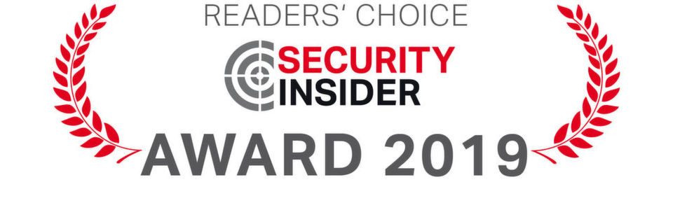 Abstimmen beim Security-Insider Award 2019!