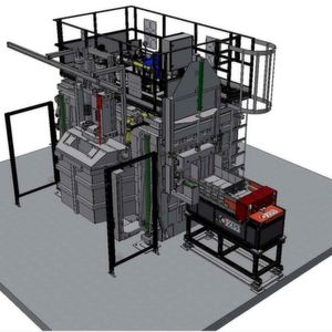 Brand new furnace technology for material mix
